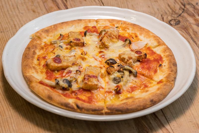 Temperoni Pizza